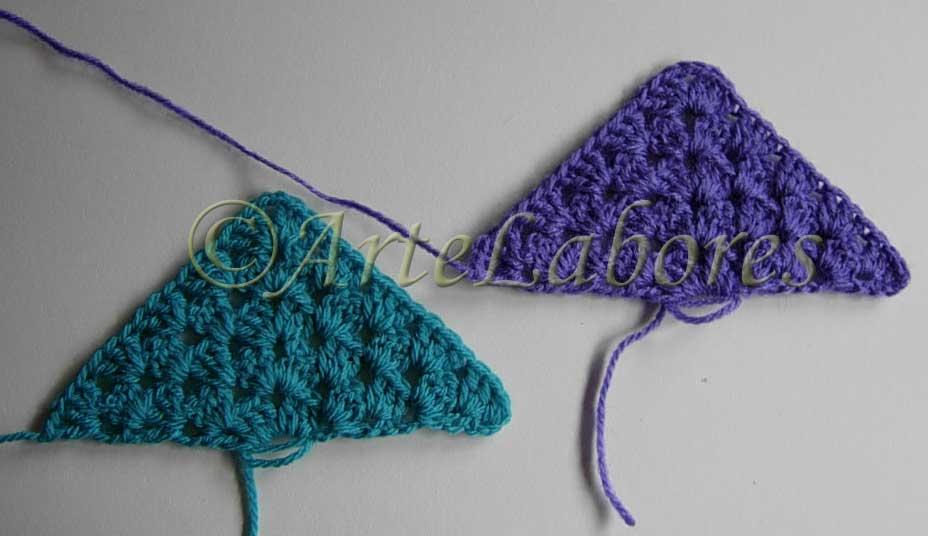 Pin tejidos manualidades revista lho crochet ganchillo dos - Como se hace ganchillo ...