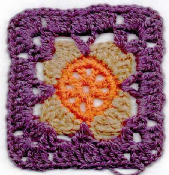 Aplicaciones cuadradas de crochet imagui - Aplicaciones a ganchillo ...