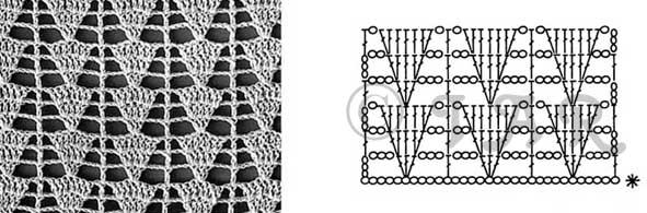 Algunos esquemas y patrones DE CROCHET Aplic6